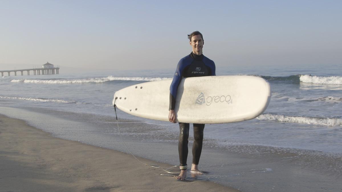 Andrew from Manhattan Beach