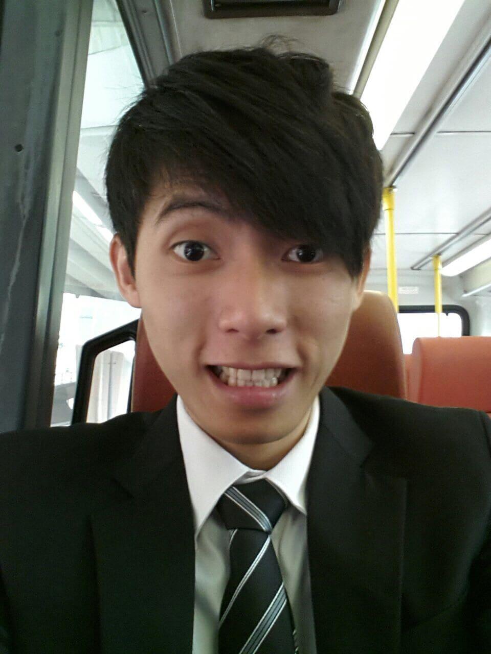 Travis from Hong Kong