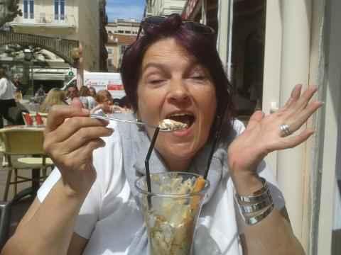 Eliette from Sète