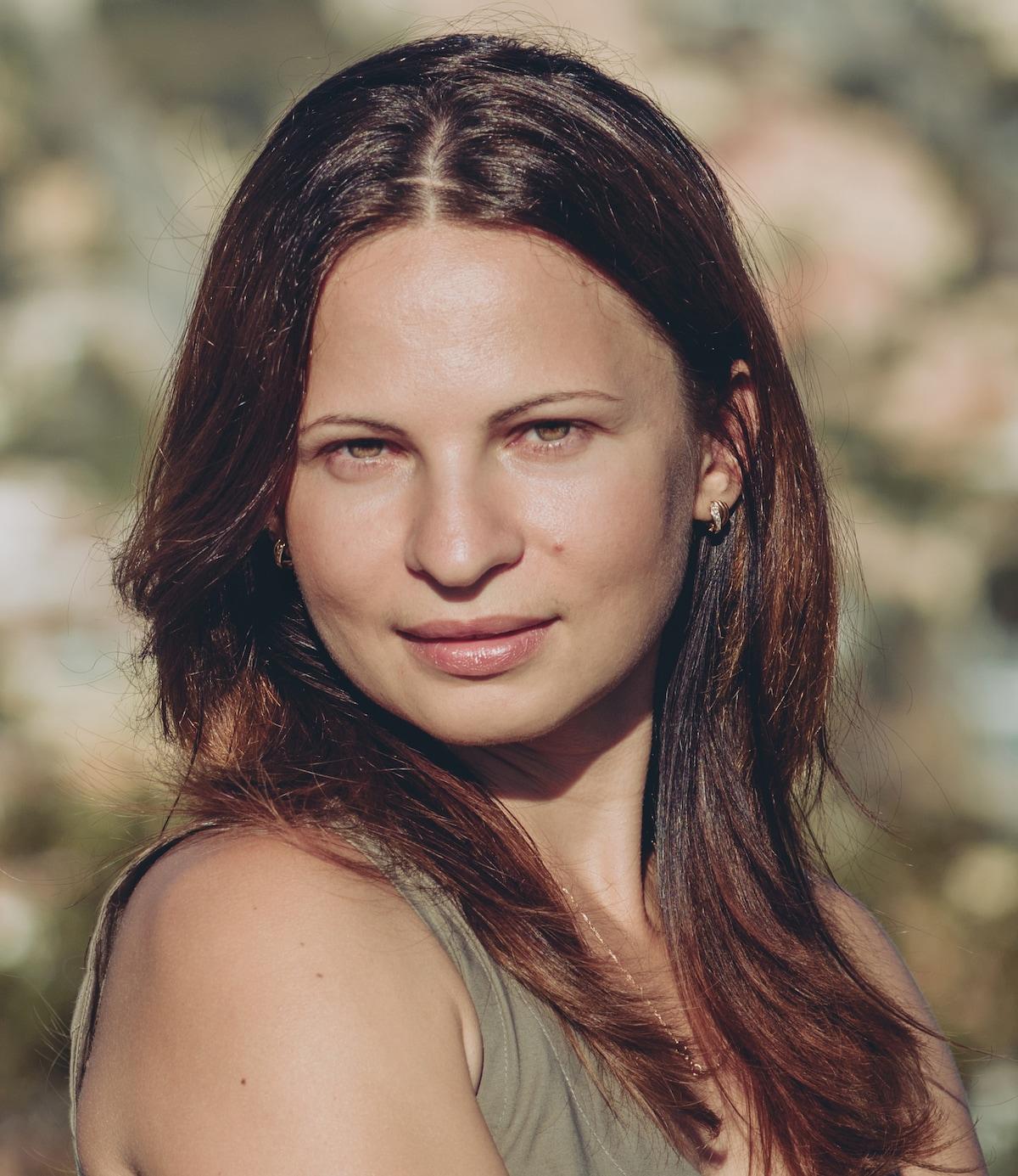 Olga From Benidorm, Spain
