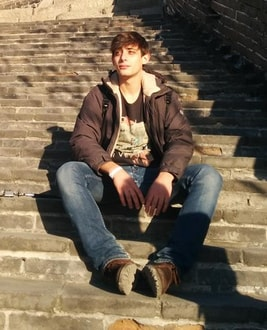 Edoardo From Milan, Italy