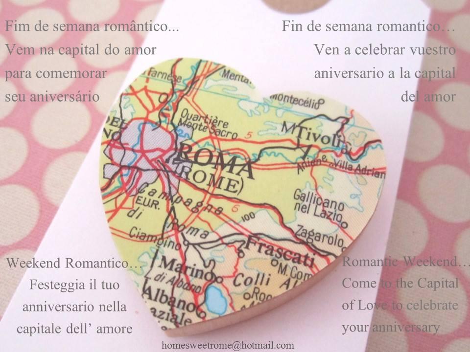 Home Sweet Rome From Monte Migliore-la Selvotta, Italy