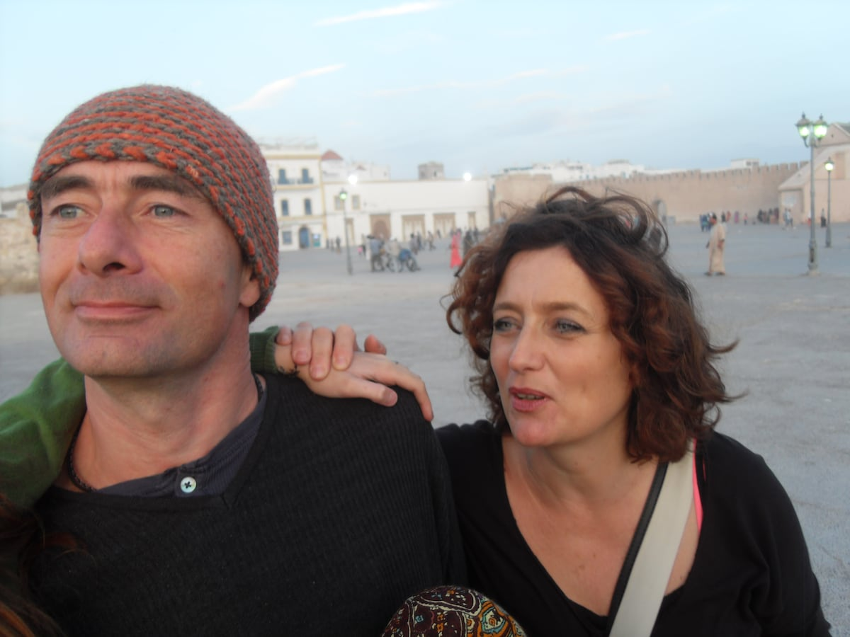 Isabelle & Marc from La Ciotat