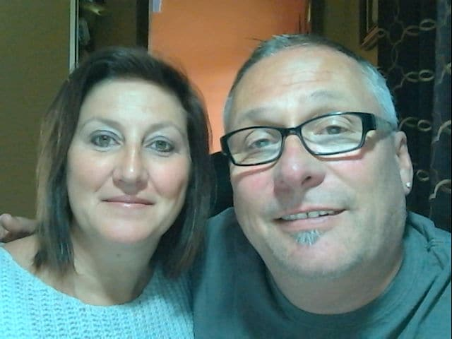Mike And Kim from Wingham