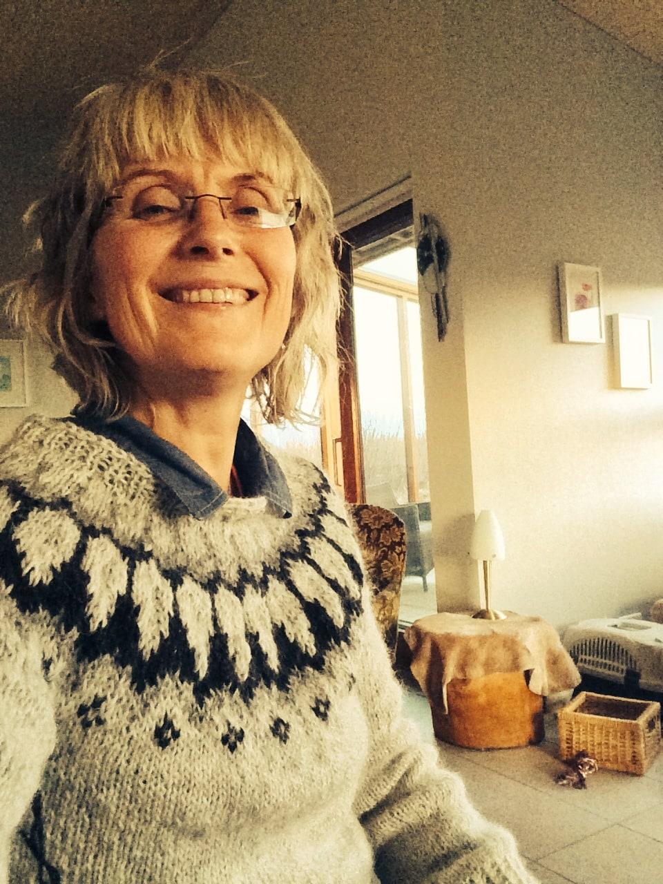 Rósa From Selfoss, Iceland