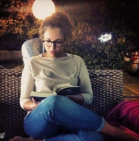 Martina from Ercolano