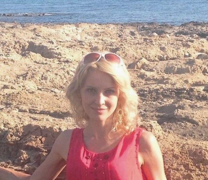 Elena From Aglantzia, Cyprus