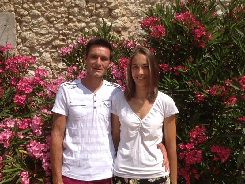 Céline & Michaël from Neuvic
