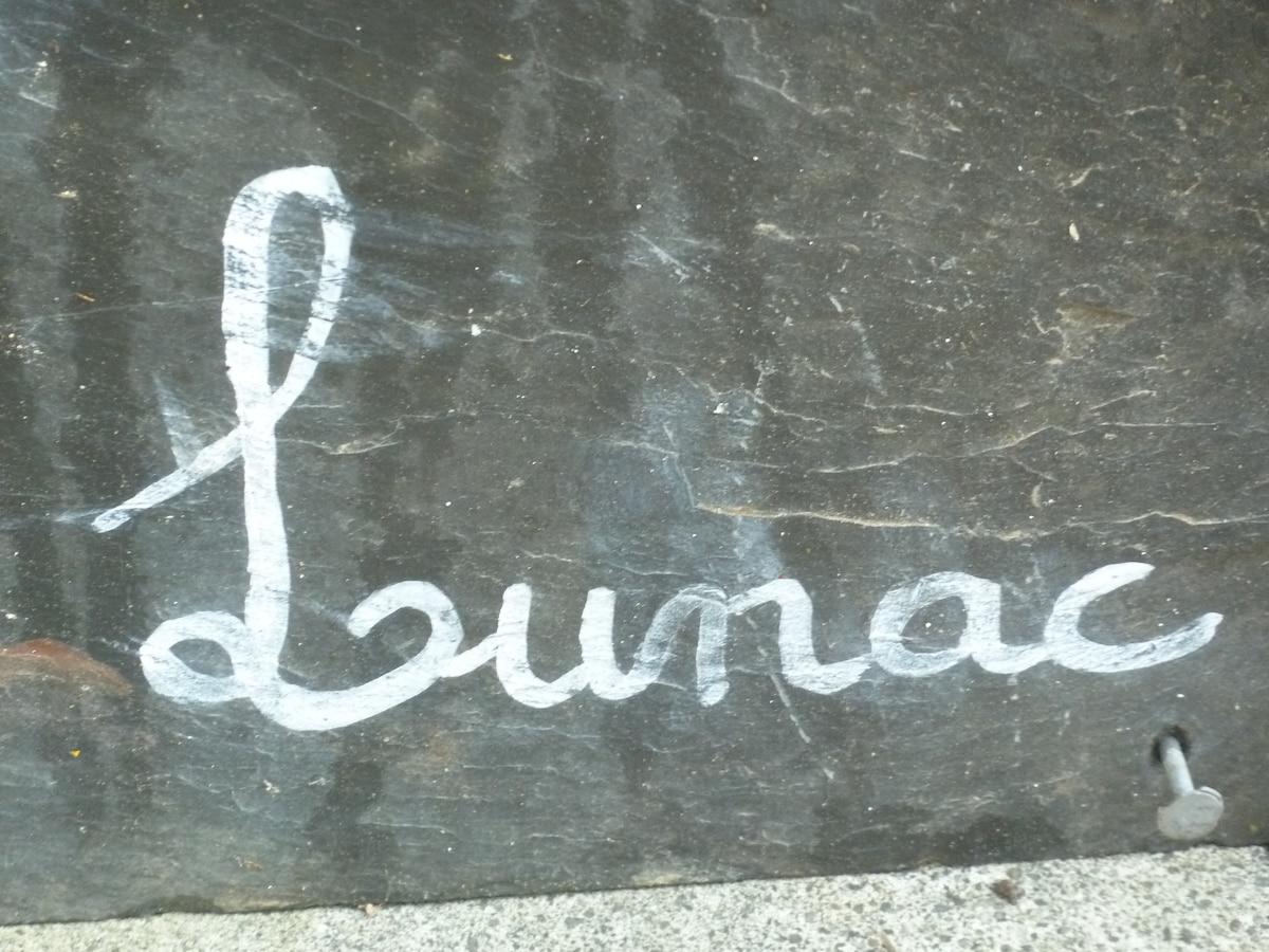 Lunac From Villeneuve-sur-Lot, France