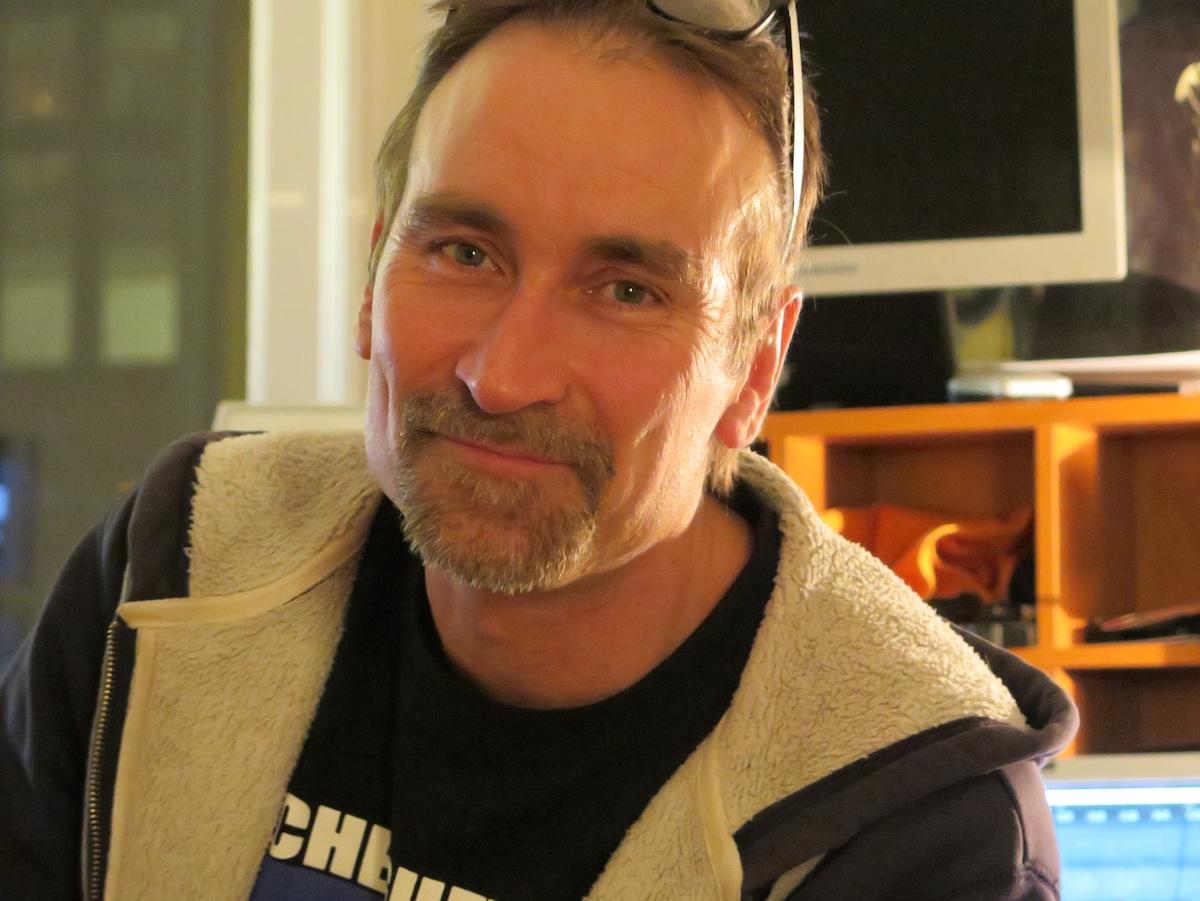 Peter from Nykøbing Sjælland
