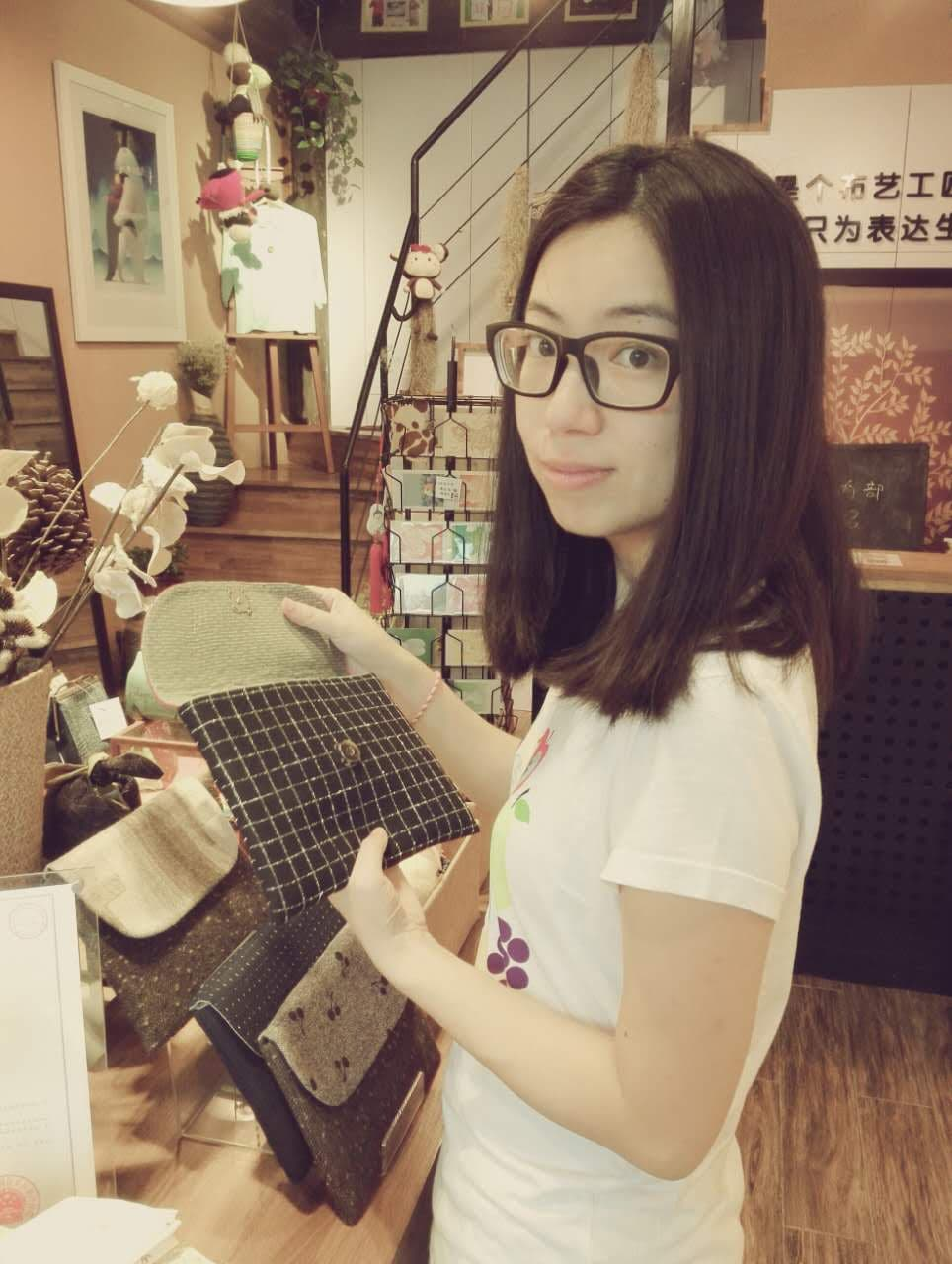 Maggie from Hangzhou