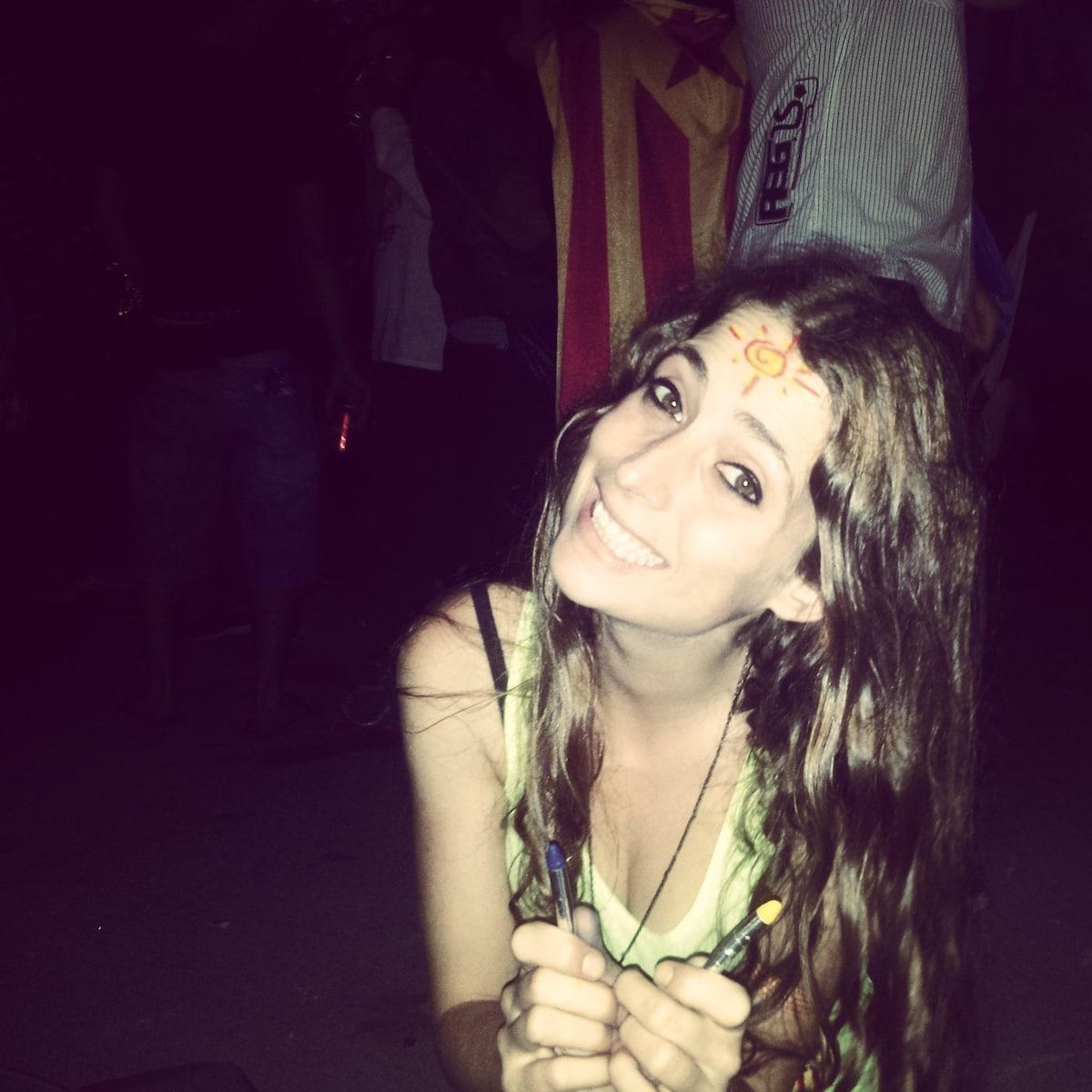 Hola!! Me llamo Gisela tengo 32 años y soy Catalan