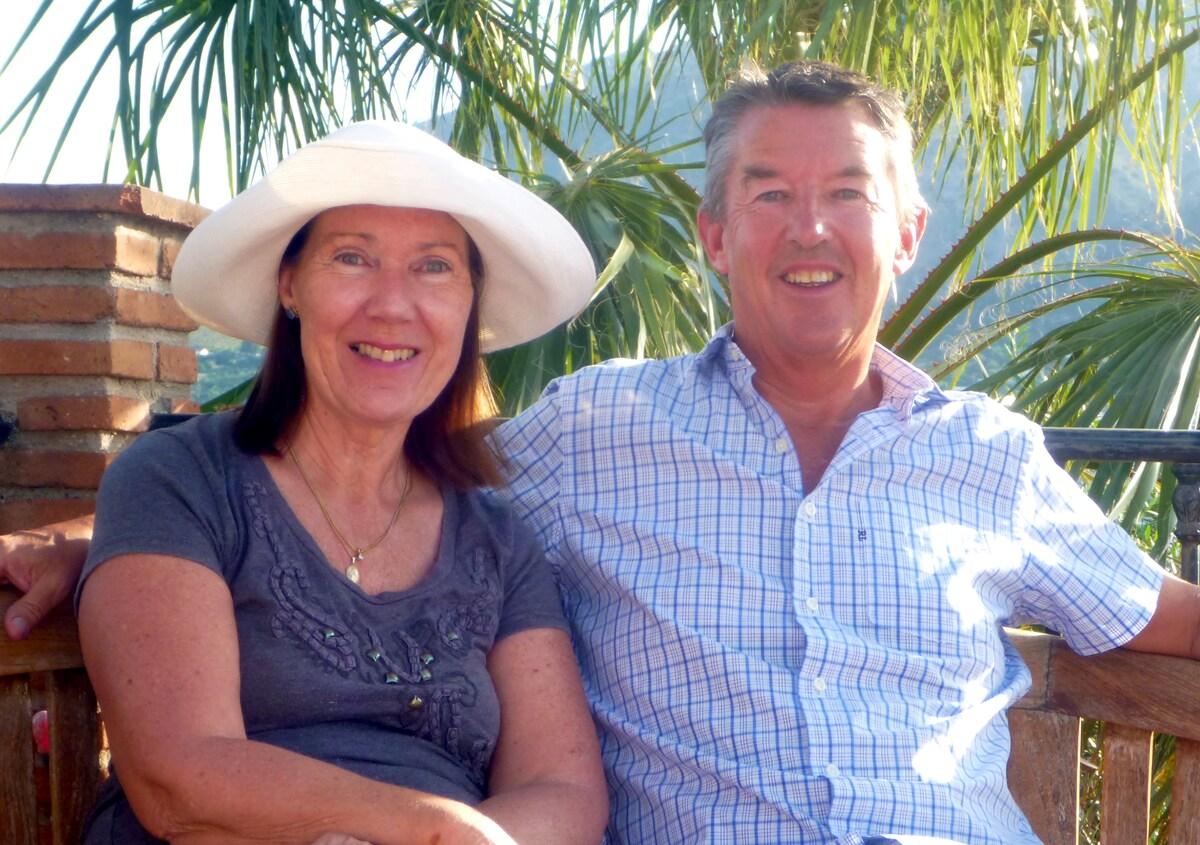 Oliver & Ann from Casarabonela,