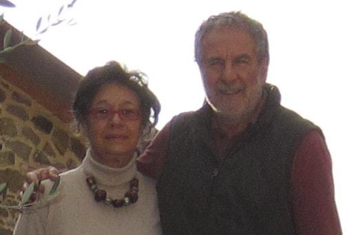 Giorgio & Cristina from Pistoia