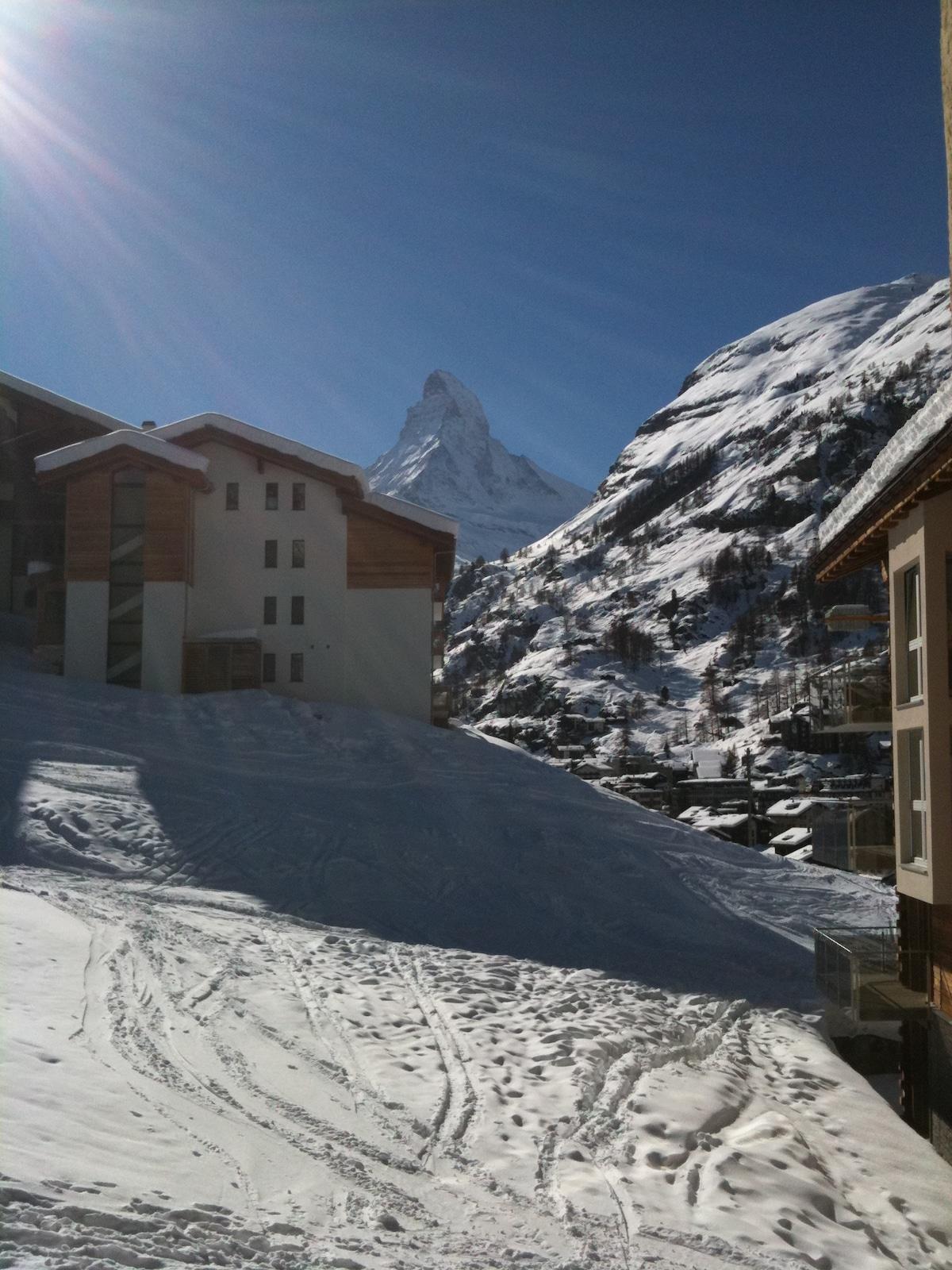 Livia From Zermatt, Switzerland