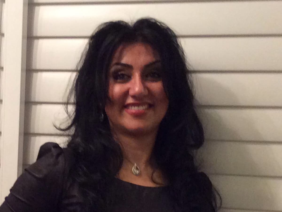 Mahin from Vancouver