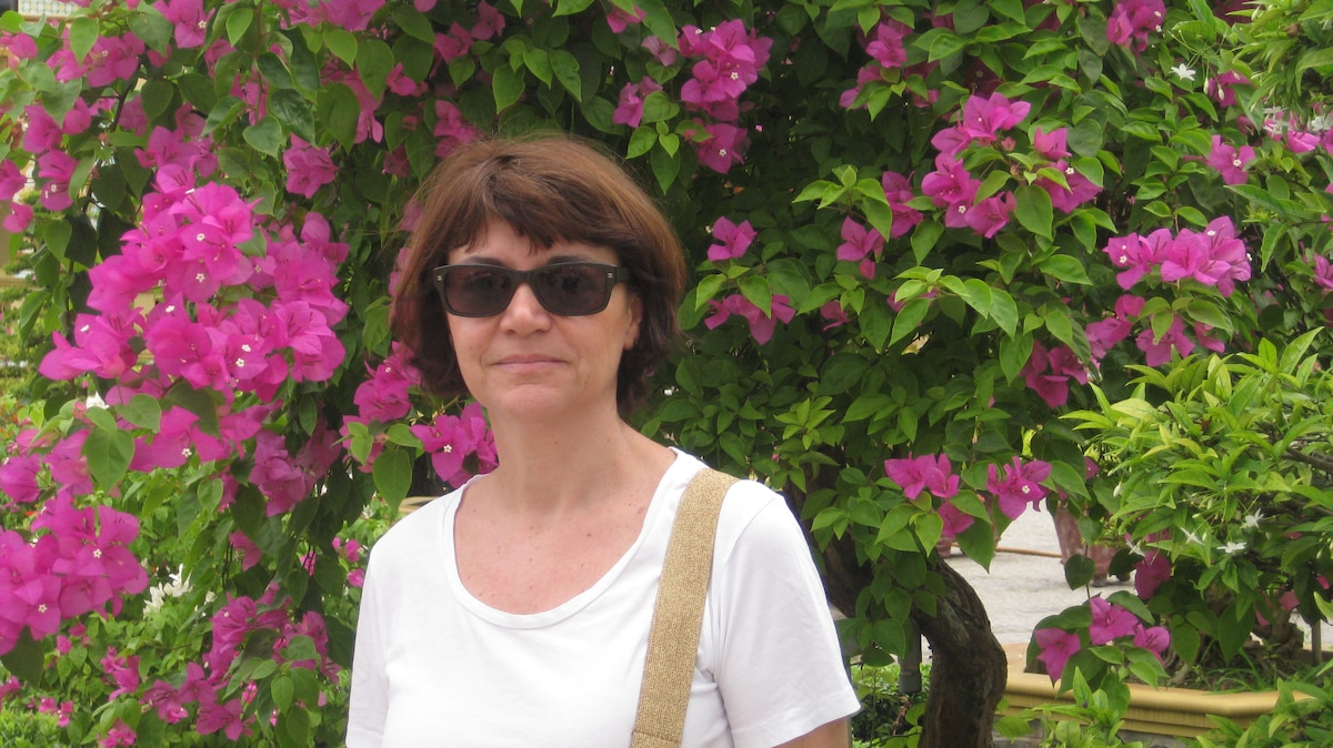 Laetitia from Saint-Cannat