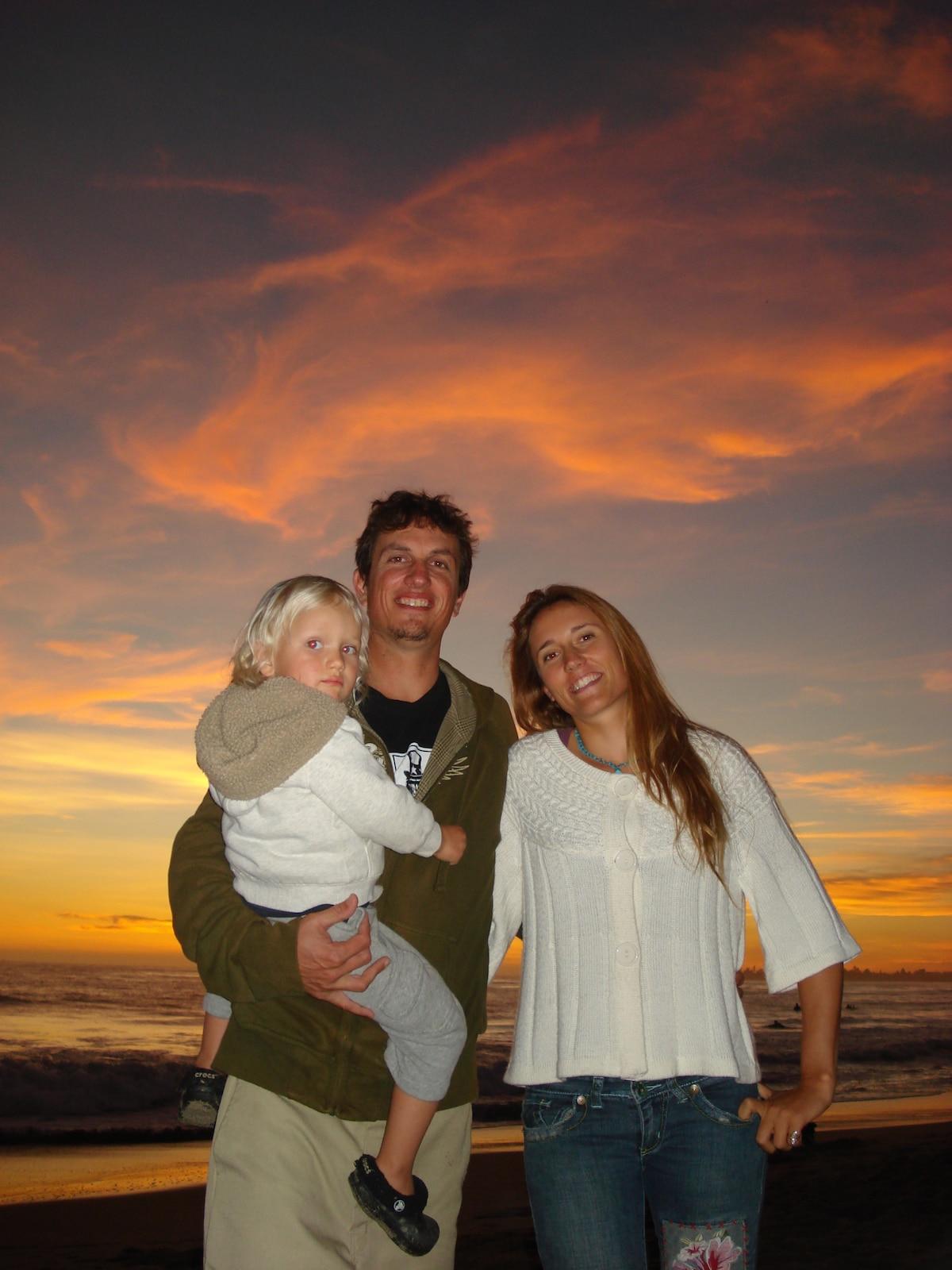 We are educators in Santa Cruz working with disadv