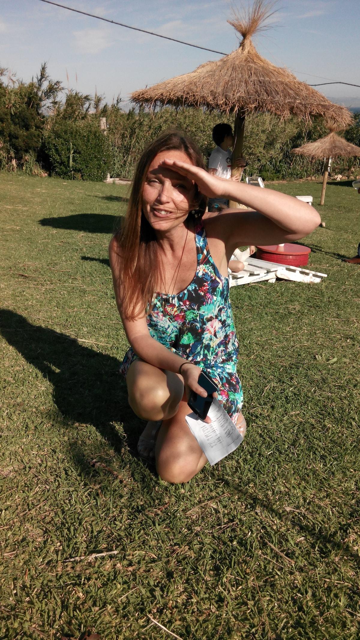 Maria Jose From Tarifa, Spain