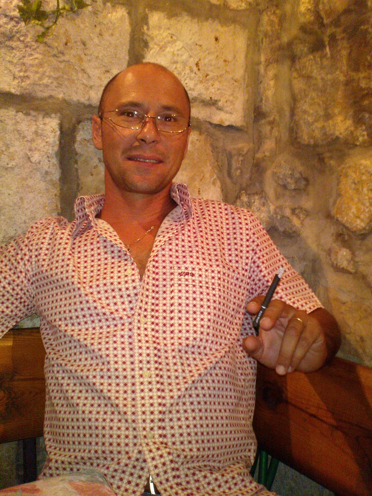 Francesco From Province of Latina, Italy