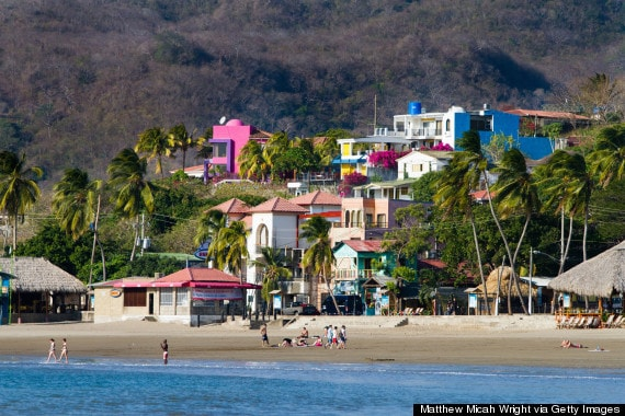 Hello San Juan From Tola, Nicaragua