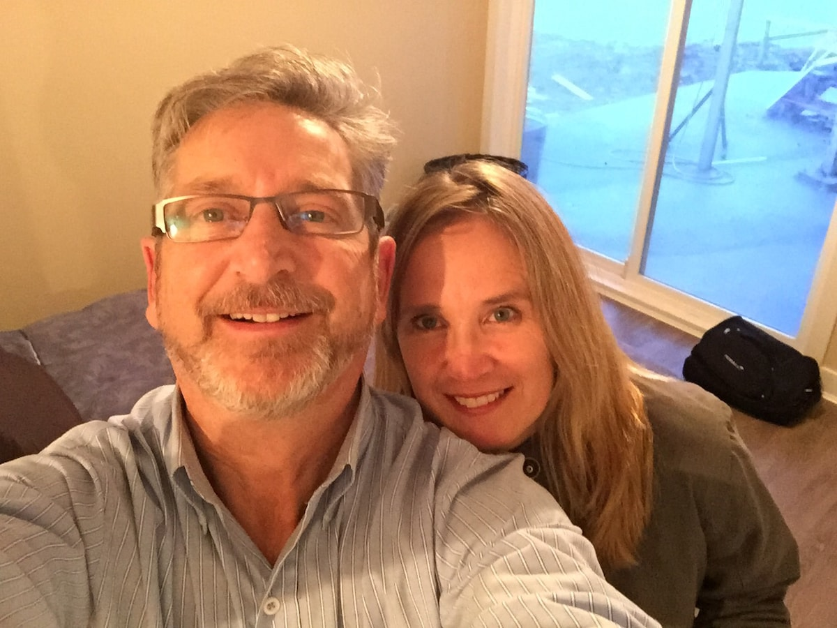 Barry And Patti aus Victoria, Kanada