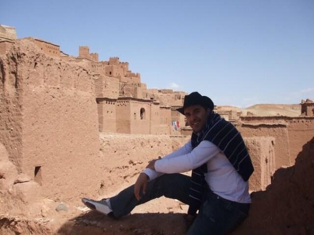 Badr Sabor from Marrakesh
