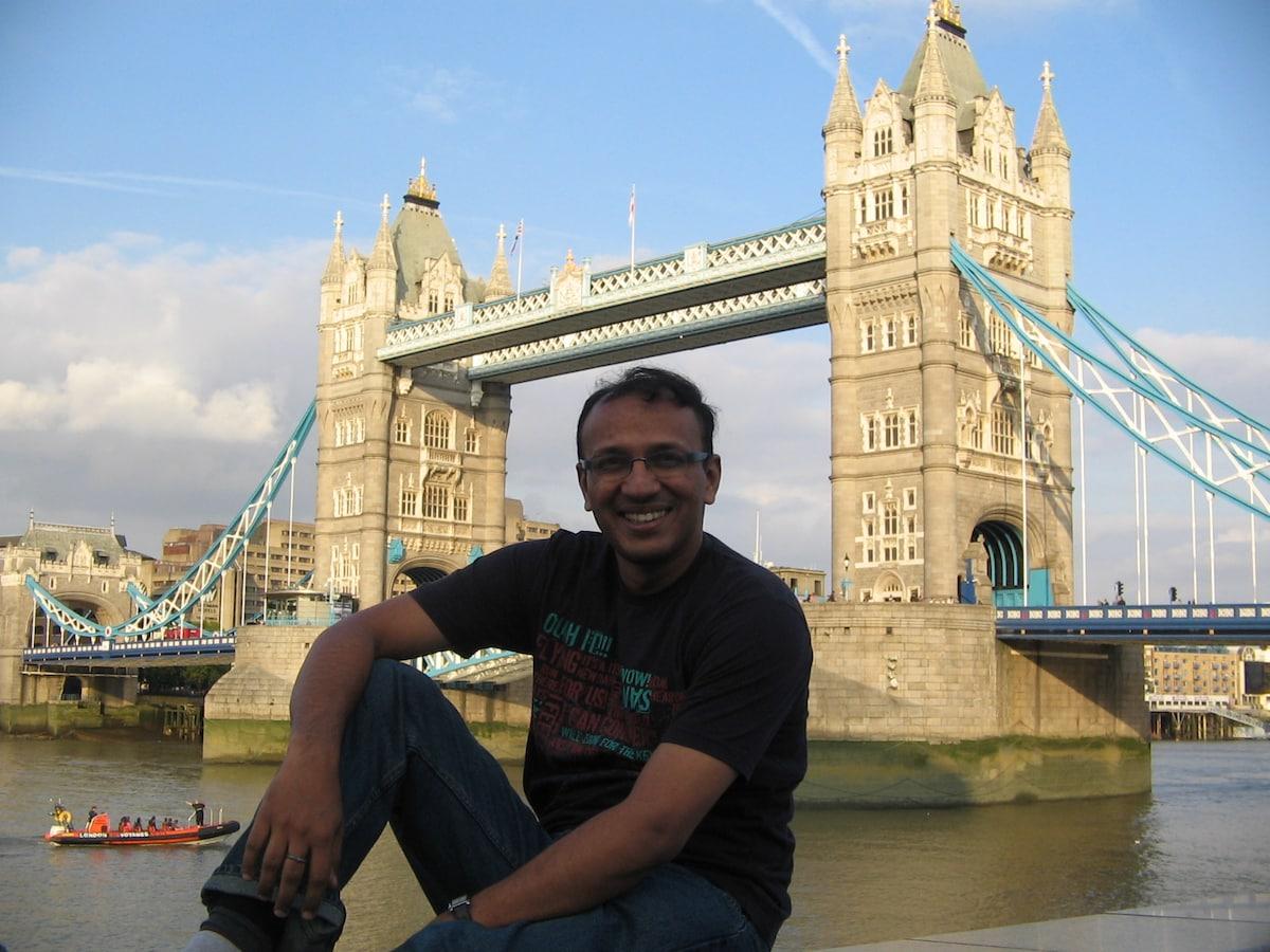 Neeraj from Feltham
