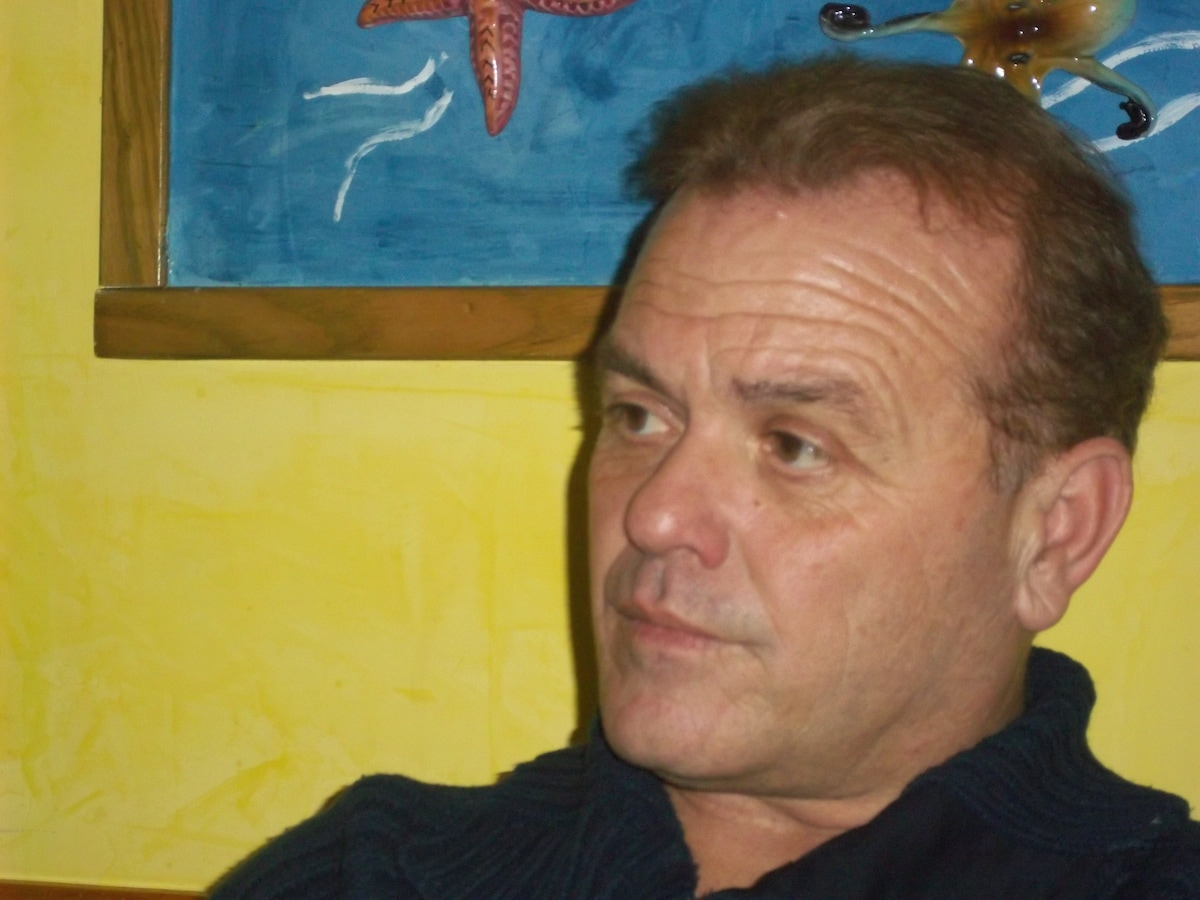 Calogero from Agrigento