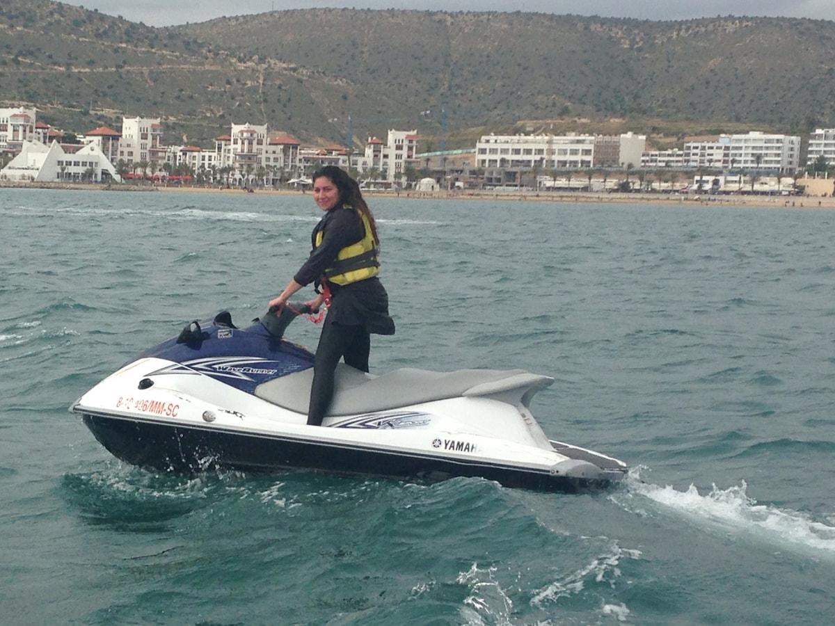 Charlotte from Agadir