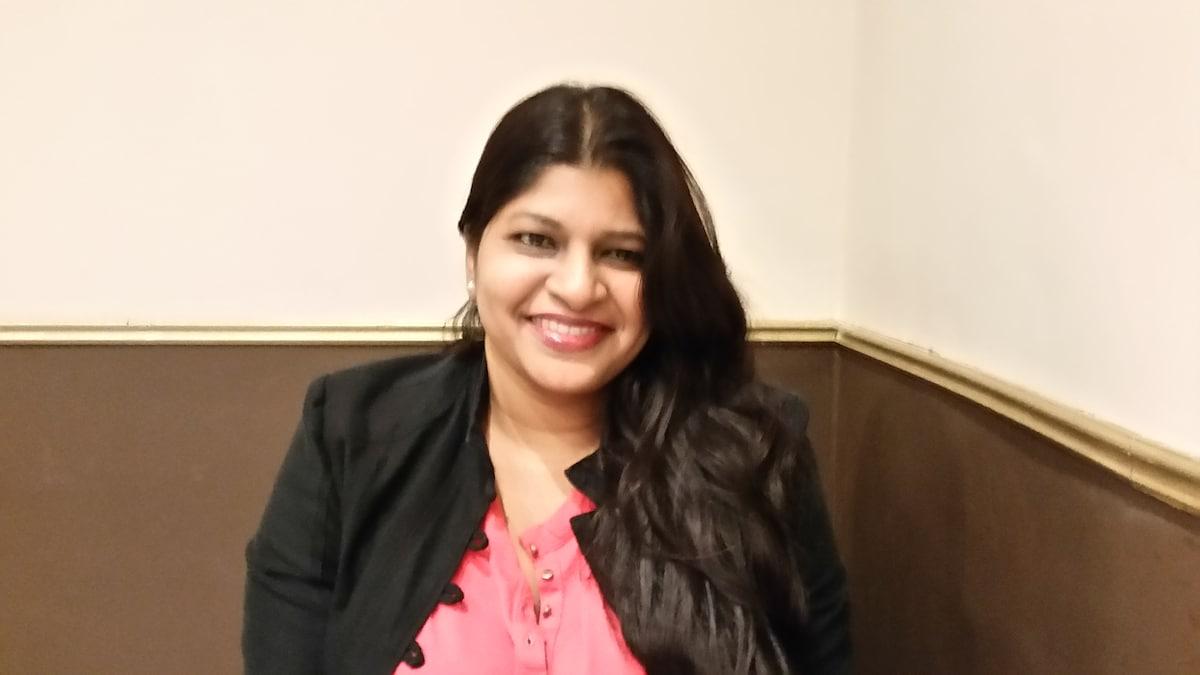 Praveena from Dublin