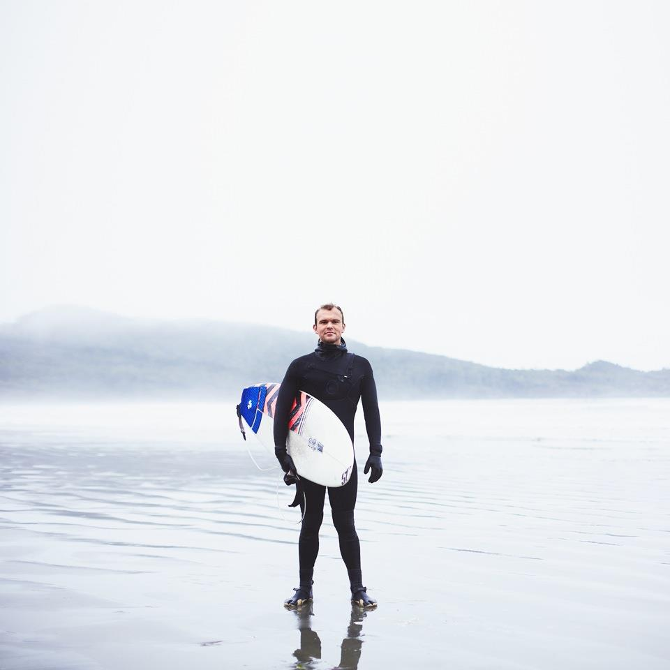 Chris from Tofino