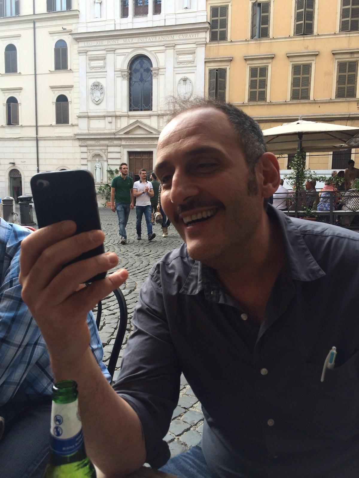Natalino From Milan, Italy