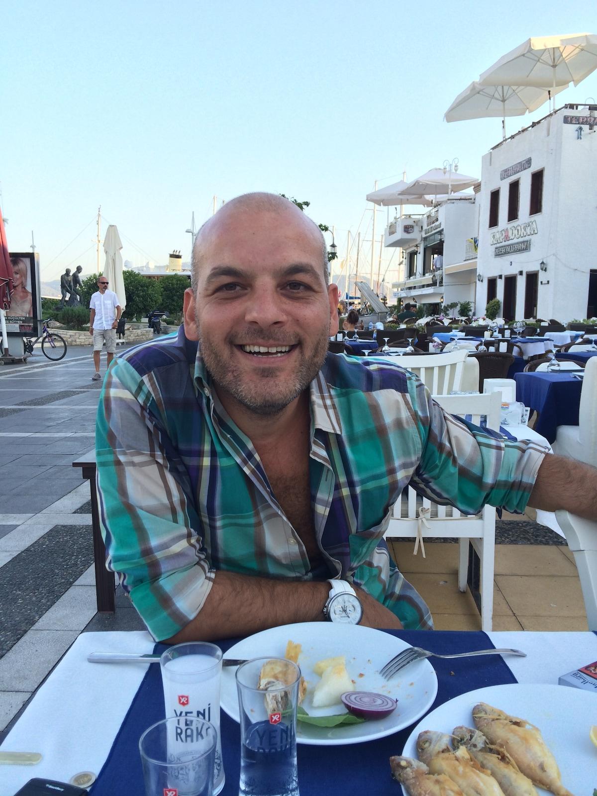Türker from Marmaris