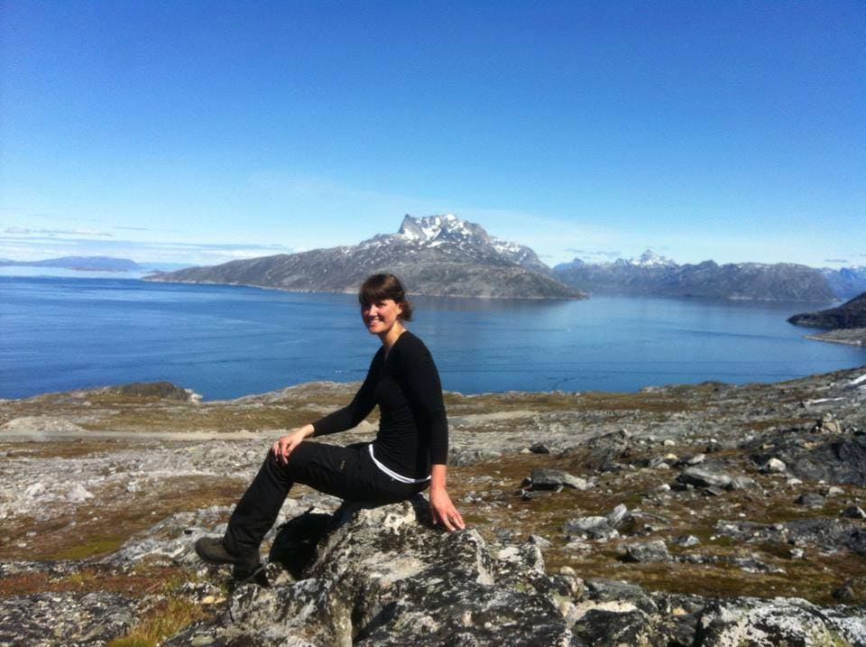 Louise From Nuuk, Greenland