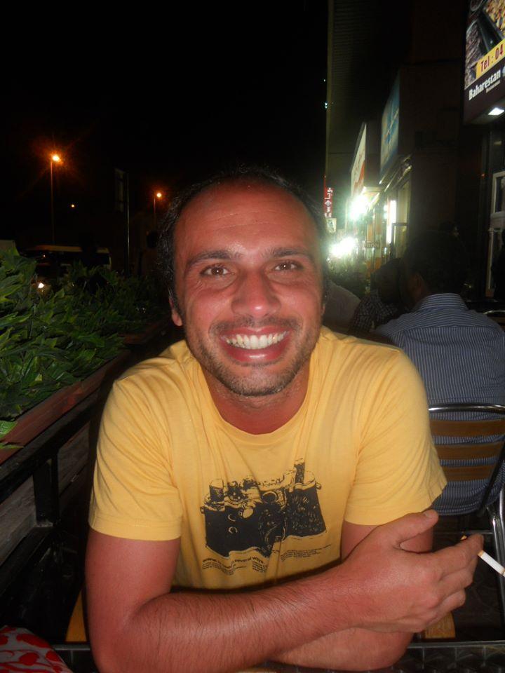 Ricardo from Sete Cidades