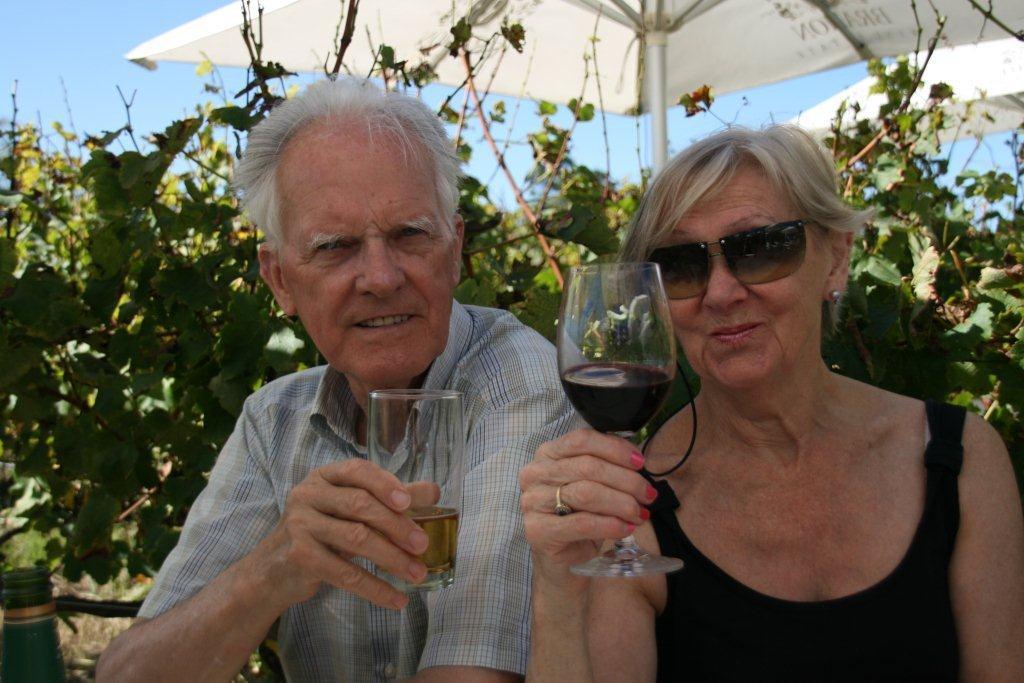 Roy And Pauline