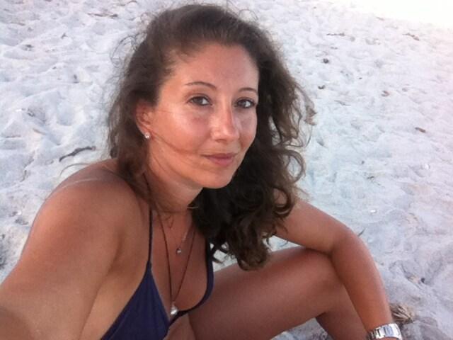 Jessica from La Maddalena