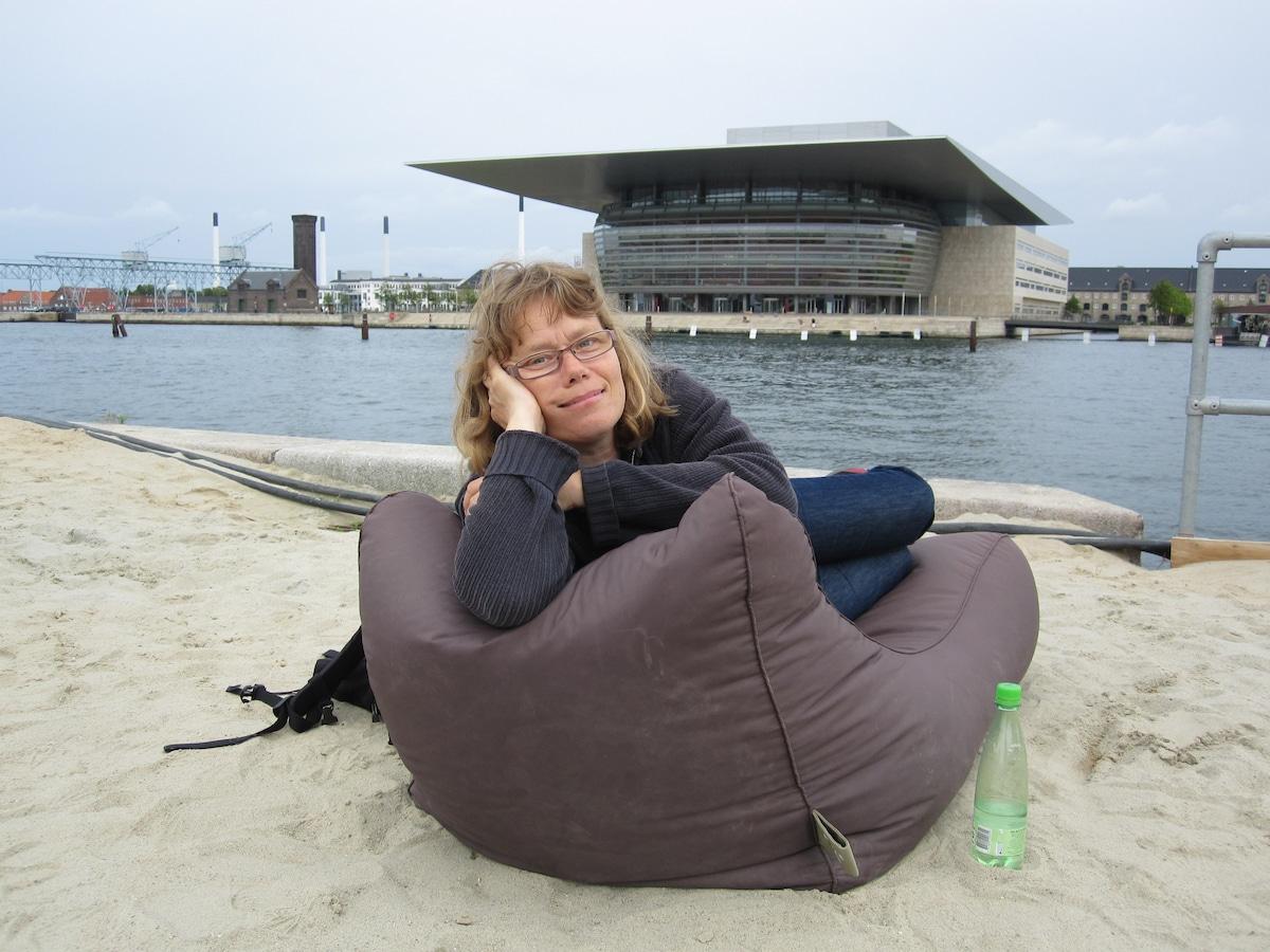 Inge from Frederiksberg