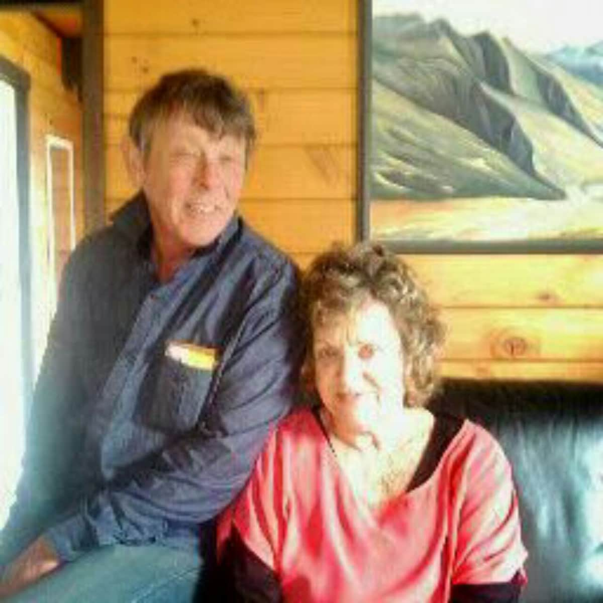 Cheryl And Denny From Waverley, New Zealand