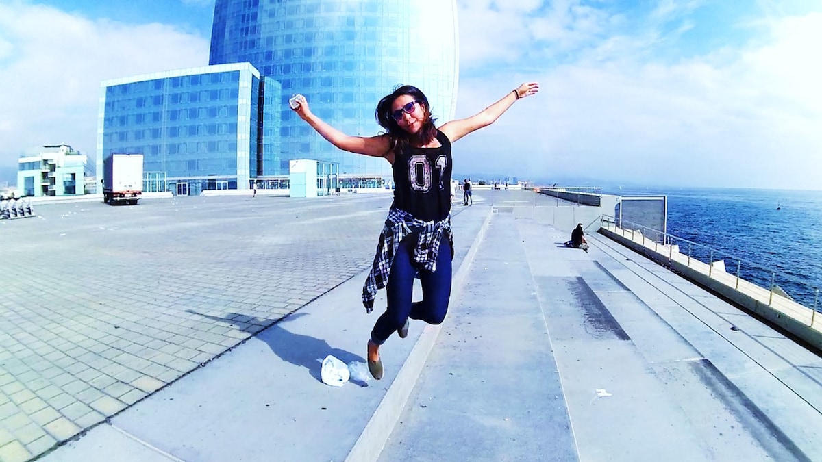 Anna aus Barcelona