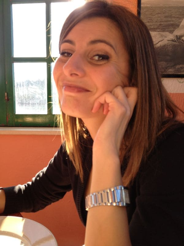Monica from Oristano