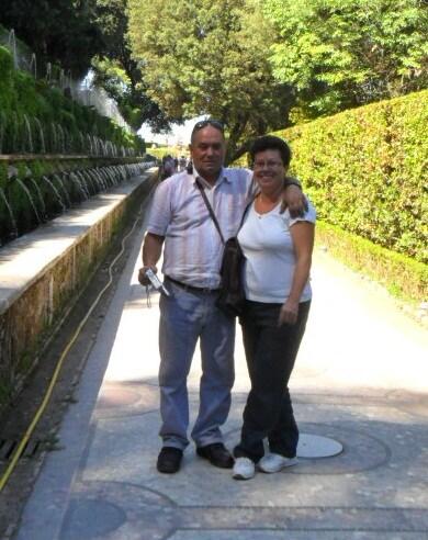 Dino & Luisa from Ceprano