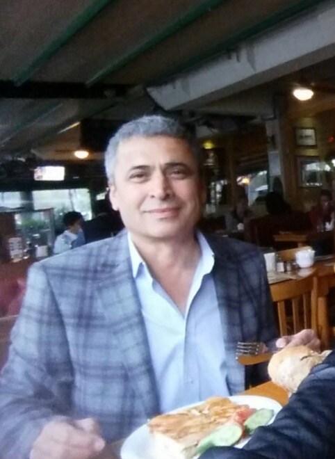 Şahin Atila from Antalya