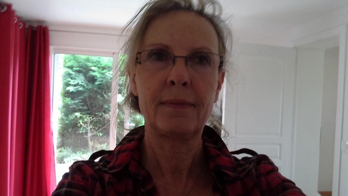 Régine from Erdeven