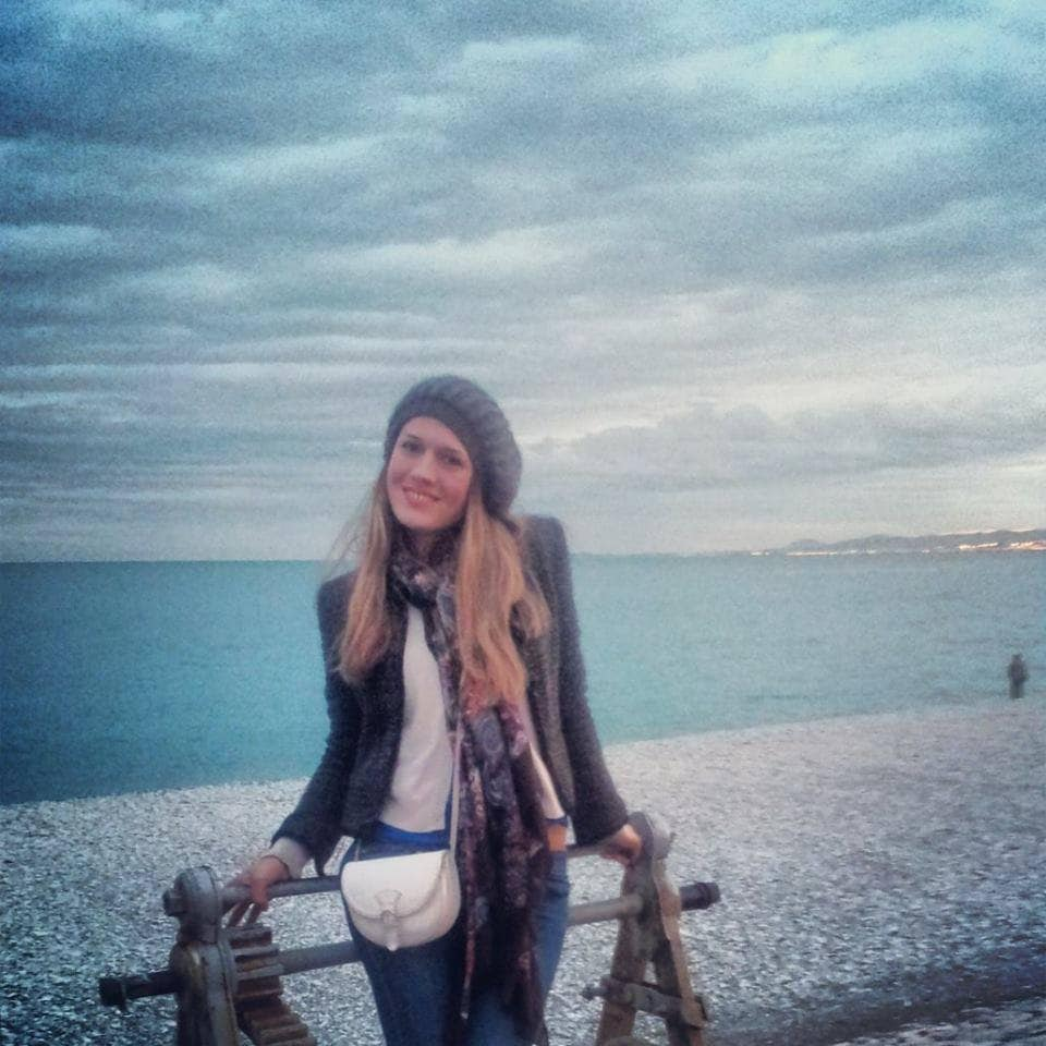 Jeanne from Nice
