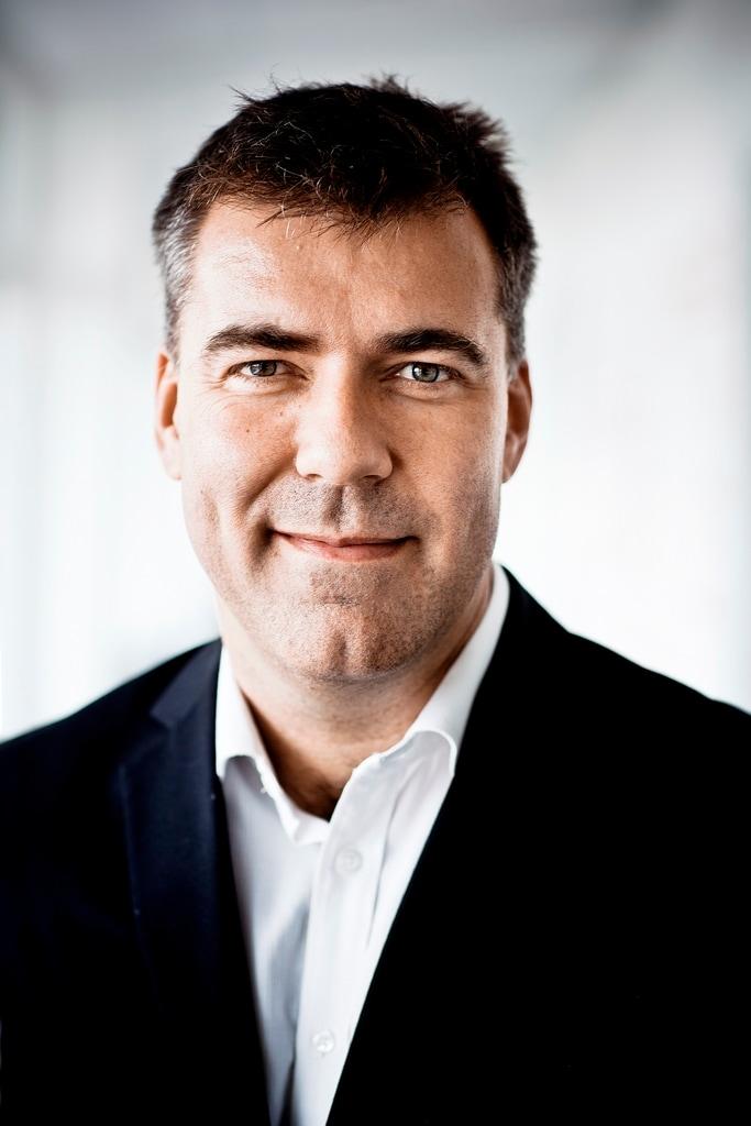 Lars Aagaard from Dragør