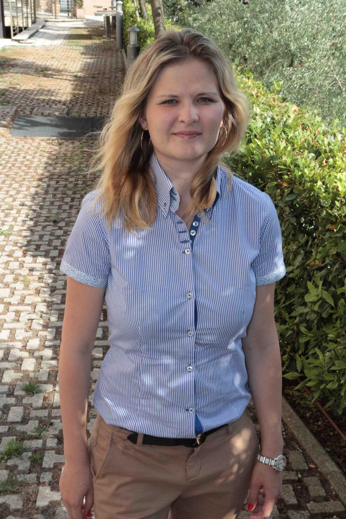 Yuliczka from Vrchlabí