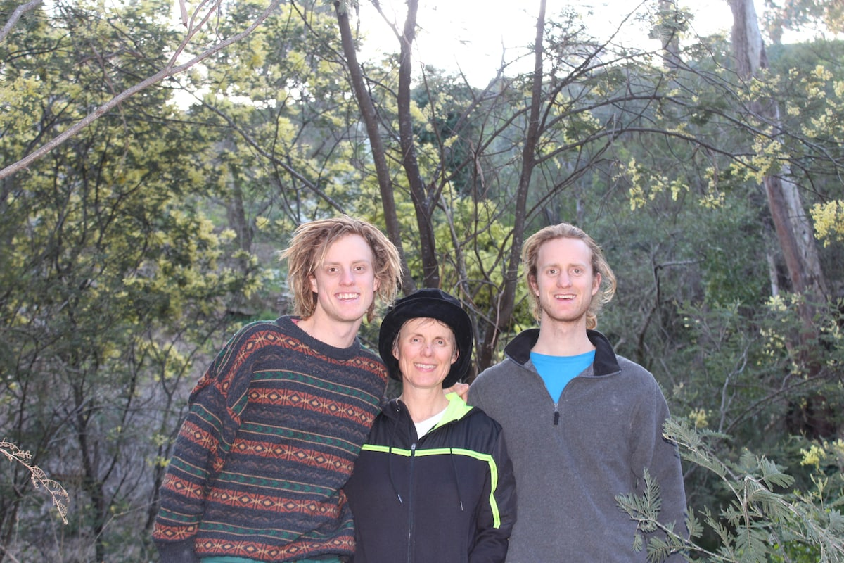 We are Magda, Oliver and Eric!  About us: Magda