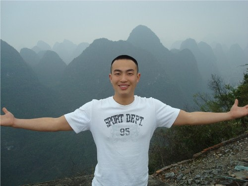 Sam from Guilin Shi